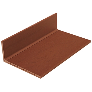 Long Lasting Red Safety Terracotta Floor Heating Tile