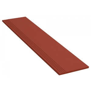 Red Terracotta Stair and Floor Tile