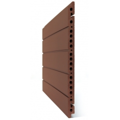 Unbreakable Terracotta Wall Cladding